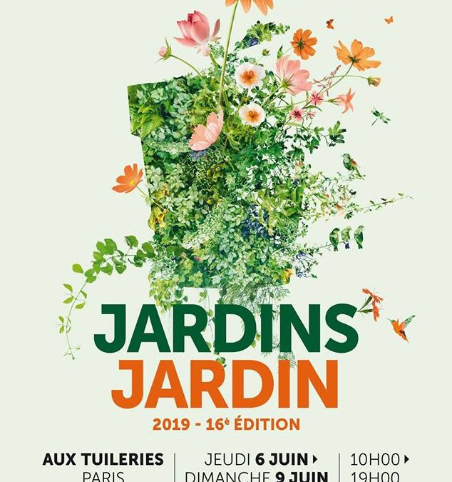 Salon Jardins Jardin 2019 aux tuileries – Paris